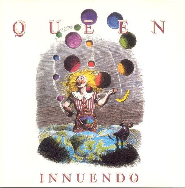 Queen「Innuendo」