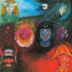 プログレおすすめ:King Crimson「In The Wake Of Poseidon(邦題:ポセイドンのめざめ)」(1970年イギリス)