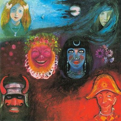 King Crimson「In The Wake Of Poseidon(邦題:ポセイドンのめざめ)」