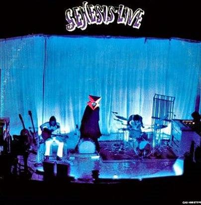 GENESIS「GENESIS Live」