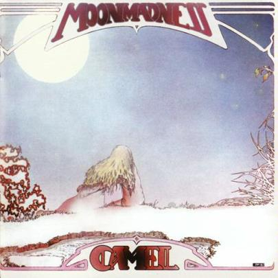 Camel -「Moonmadness」