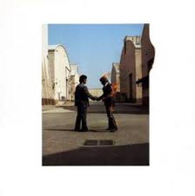 Pink Floyd「Wish You Were Here(邦題:炎~あなたがここにいてほしい)」