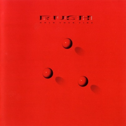 Rush「Hold Your Fire」