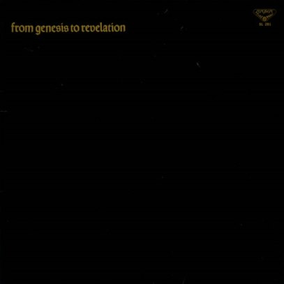 Genesis「From Genesis To Revelation(邦題:創世記)」