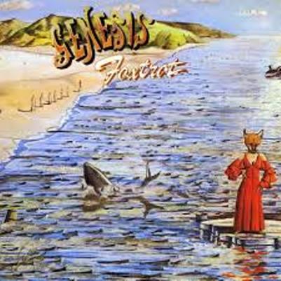 Genesis「Foxtrot(フォックストロット)」