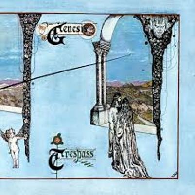 Genesis「Trespass(邦題:侵入)」