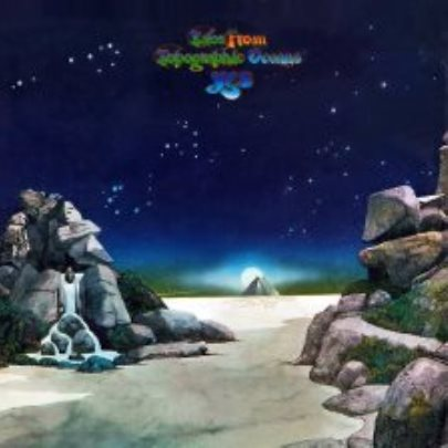 YES「Tales from Topographic Oceans(邦題:海洋地形学の物語)」
