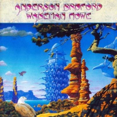 Anderson-Bruford-Wakeman-Howe(邦題:閃光)