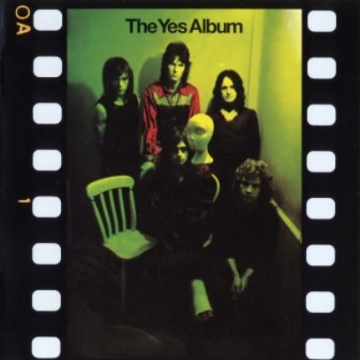 YES「The Yes Album(サード・アルバム)」
