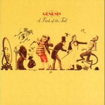 Genesis「A Trick Of The Tail」