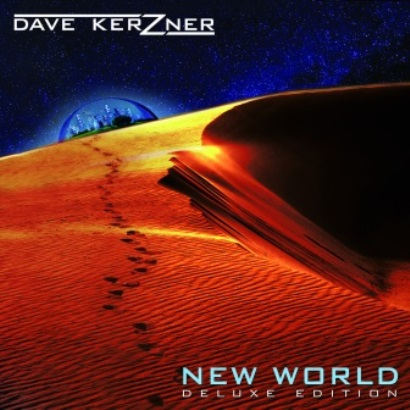 Dave Kerzner「New World」