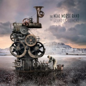 プログレおすすめ:The Neal Morse Band「The Grand Experiment」(2015年アメリカ)