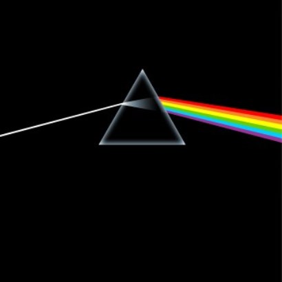 Pink Floyd「The Dark Side of the Moon(邦題:狂気)」