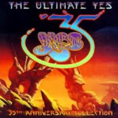 YES「The Ultimate Yes 35th Anniversary Collection」