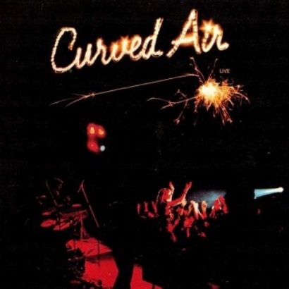 Curved Air「Live」