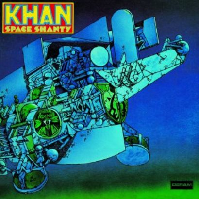 Khan「Space Shanty」