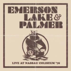 プログレおすすめ:Emerson, Lake & Palmer「Live At Nassau Coliseum '78」(2011年イギリス)