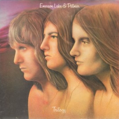 Emerson, Lake & Palmer「Trilogy」