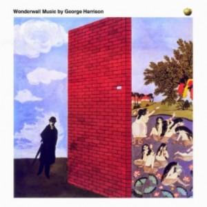 プログレおすすめ:George Harrison「Wonderwall Music(邦題:不思議の壁)」(1968年イギリス)