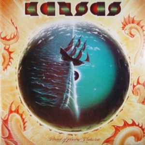 プログレおすすめ:Kansas「Point Of Know Return(邦題:暗黒への曳航)」(1977年アメリカ)