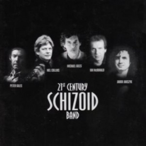 プログレおすすめ:21st Century Schizoid Band「Official Bootleg Volume One」(2002年イギリス)
