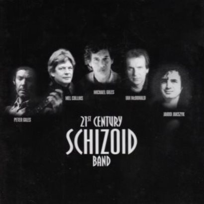 21st Century Schizoid Band「Official Bootleg Volume One」