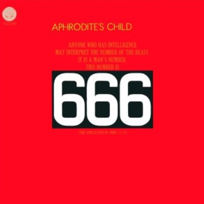 Aphrodite's Child「666」