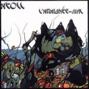 プログレおすすめ:Atoll「L'Araignee-Mal(邦題:組曲「夢魔」)」(1975年フランス)