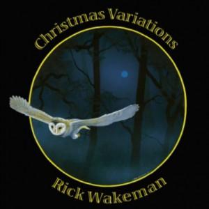 プログレおすすめ:Rick Wakeman「Christmas Variations」(2000年イギリス)