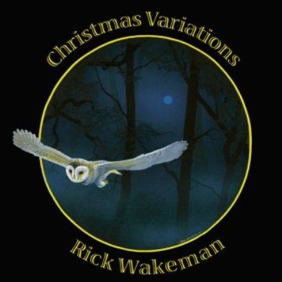 Rick Wakeman「Christmas Variations」