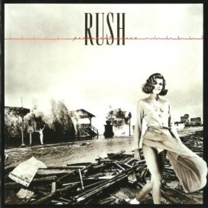 Rush「Permanent Waves」