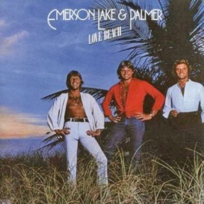 Emerson, Lake & Palmer「Love Beach」
