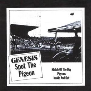 プログレおすすめ:Genesis「Spot The Pigeon」(1977年イギリス)